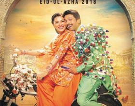 load wedding, Mehwish Hayat and Fahad Mustafa, Load wedding roles