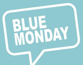Monday blues, monday blue playlist, if Monday had a face