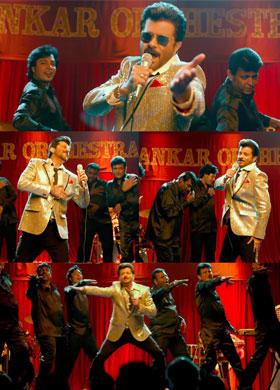 Anil Kapoor & Sonu Nigham, Badan pe sitaare, Fanney Khan