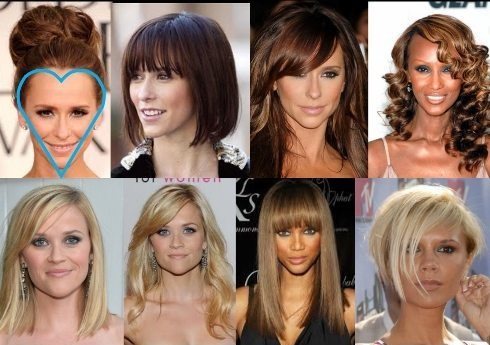 hairstyles, haircut, right haircut for face, haircut according to face shape, hair inspirations