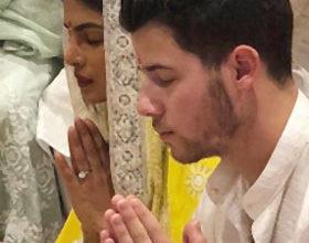 Priyanka and Nick engaged, Mr & Mrs Nick Jonas