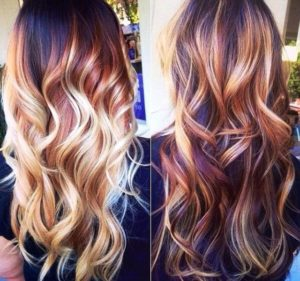 Diffe Hair Color Styles