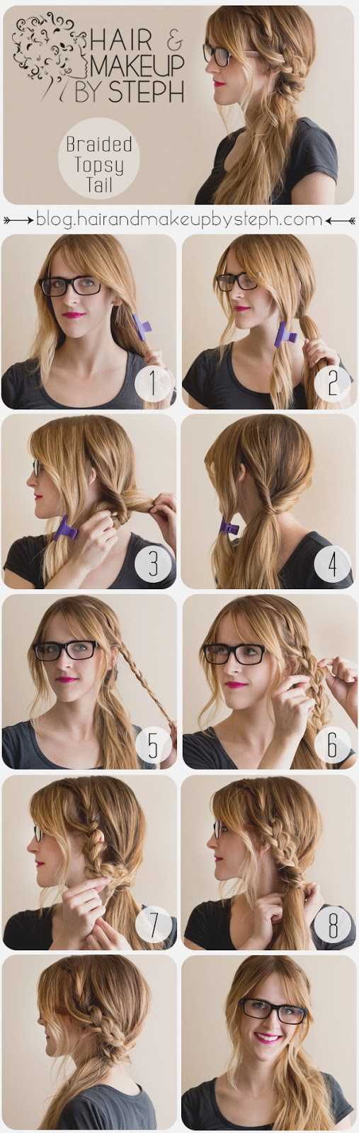 Lazy Girl Hairstyle Tips     Women\'s Own Magazine