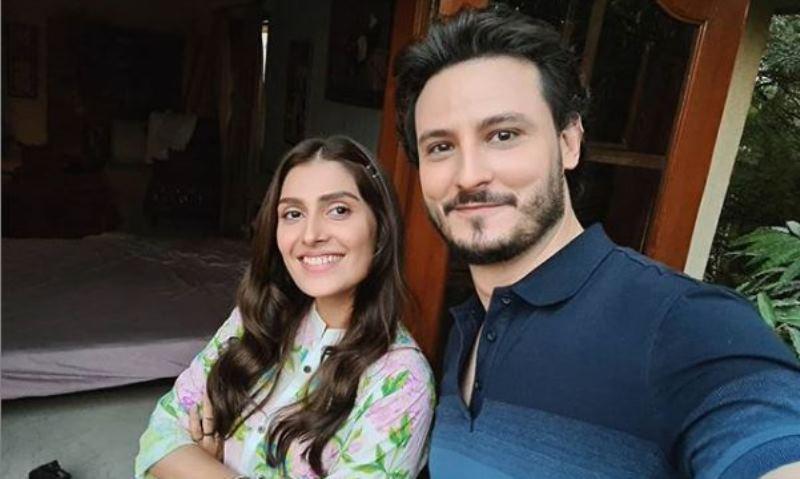 ayeza khan and osman khalid